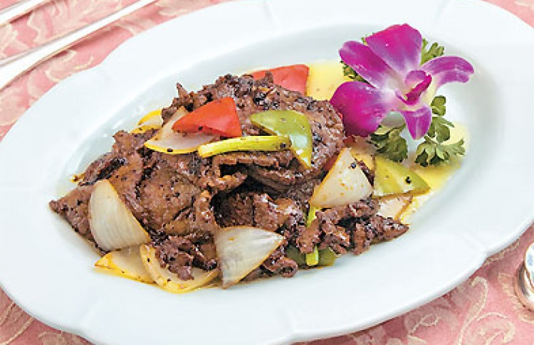 Блюда wok