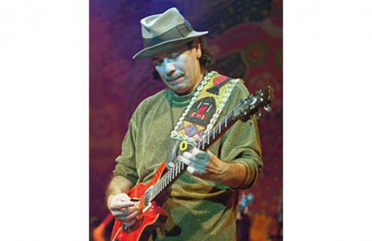 Сarlos Santana (США)