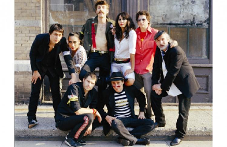 Gogol Bordello (США), The Teenagers (Франция, Велиеобритания)