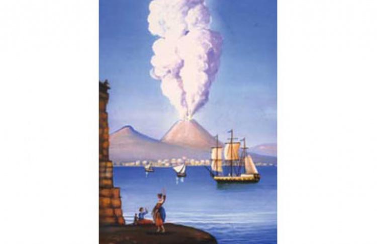 """Адриан Мангони (Италия) """"Воздух. Вода. Земля. Огонь"""""""