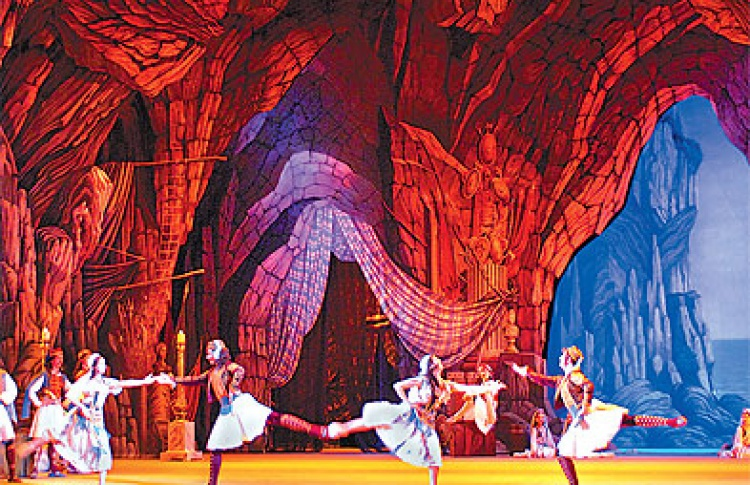 Большой театр: балетный сезон 2008-2009