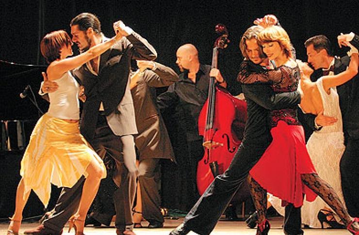 Фестиваль аргентинского танго Milongero Nights 2008