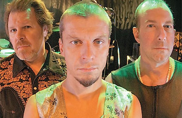 King Crimson + Adrian Belew + Tony Levin + KTU + Trey Gunn + Eddie Jobson + Pat Mastelotto + Adrian Belew Power Trio