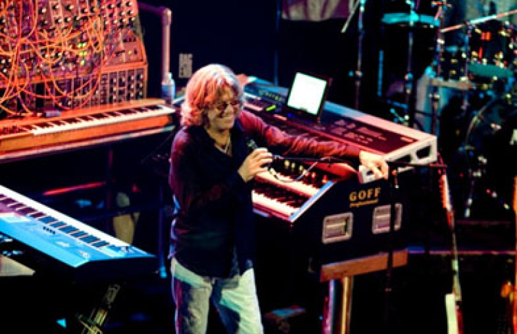 Keith Emerson Band (Великобритания) с программой The Best Of Emerson, Lake And Palmer