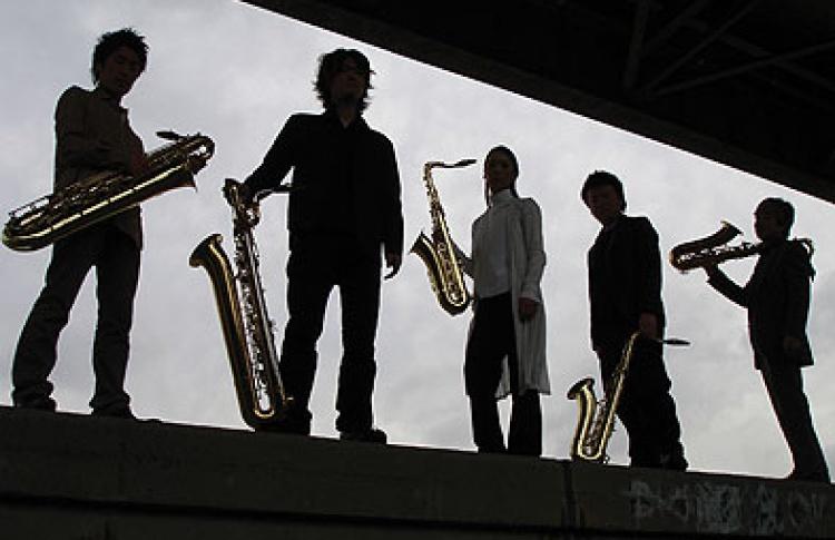 Saxophonettes