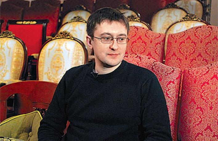 Интервью: Максим Курочкин