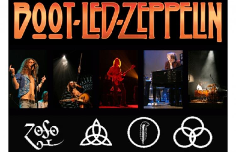 Boot Led Zeppelin (Великобритания)