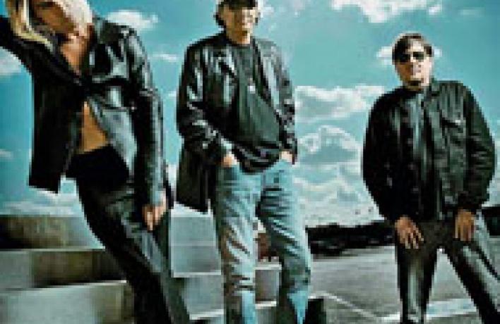 Гитарист группы The Stooges Рон Эштон