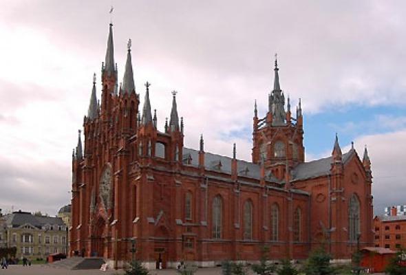 Римско-католический кафедральный собор - Фото №0