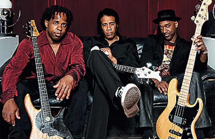 Marcus Miller + Stanley Clarke + Victor Wooten