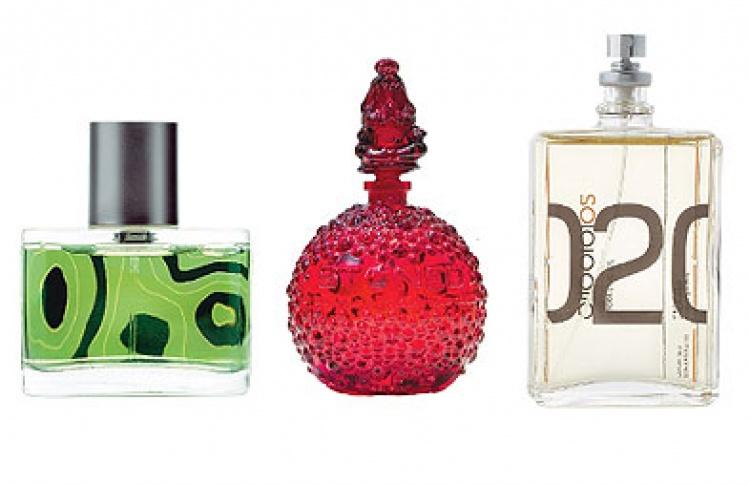 Новые ароматы— далеко недля всех!