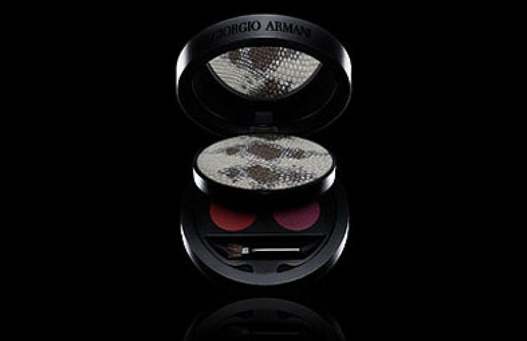 Новинки от Armani Cosmetics