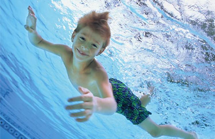 Учитесь плавать