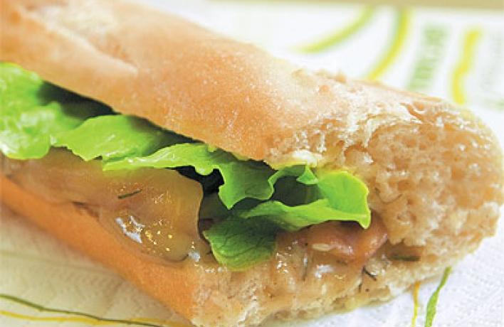 Какими бывают сэндвичи?
