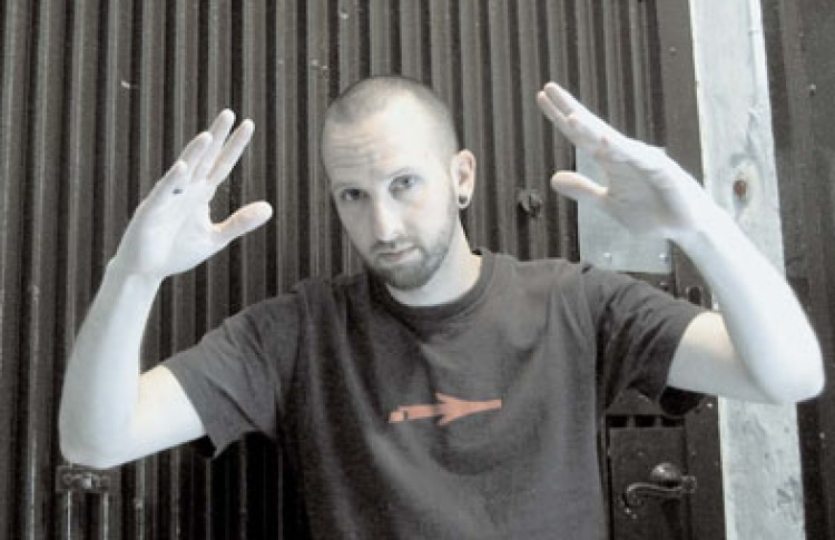 Underground Experience. DJs Bill Youngman (США), Slon