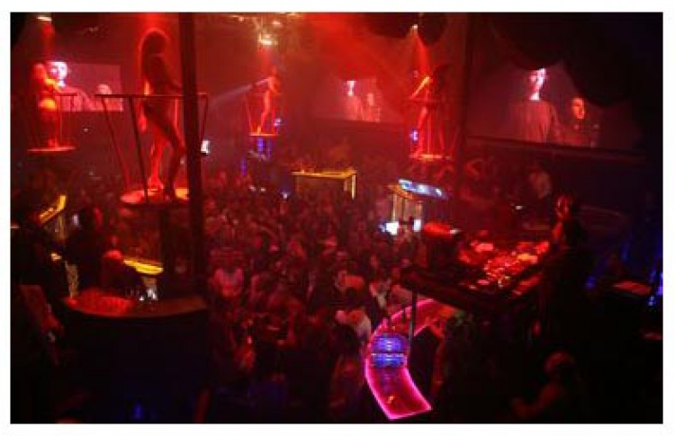 Открытие проекта ARENA 4ever от Ginza Project! DJs Romeo, Kosinus, Dmitry, Jet