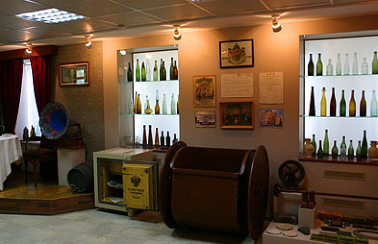 День открытых дверей в Музее истории пивоварения