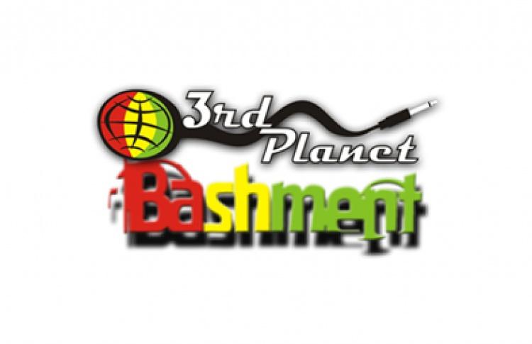 3rd Planet Bashment. DJs Cujah, i-one, in(Spector)Ganjet, Blasta, R.A.G.A.(reggae, dancehall, ragga jungle, dub, dubstep, live ragamuffin)