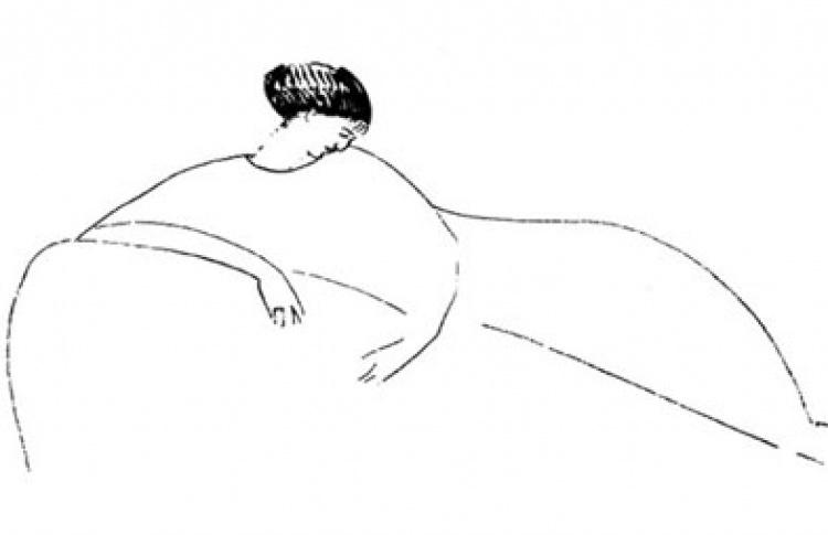 Modigliani в Фонтанном Доме