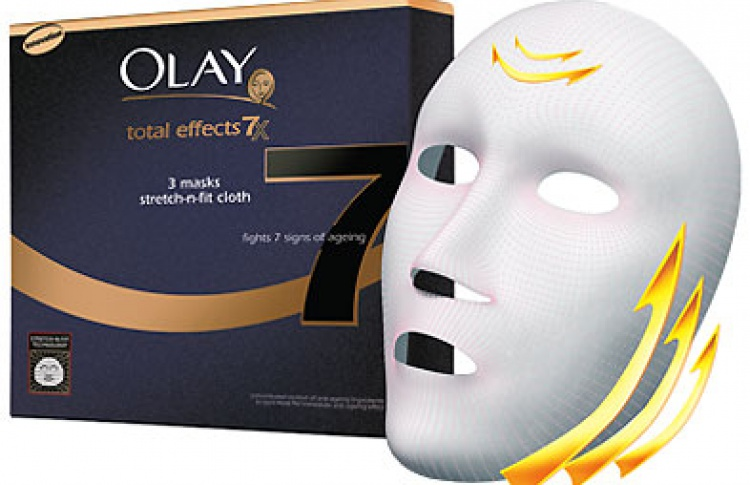 Тканевая маска OLAY total effects 7x