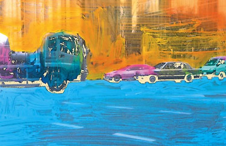 """Фестиваль экспериментальной анимации и медиа искусства """"Linoleum-2008"""""""