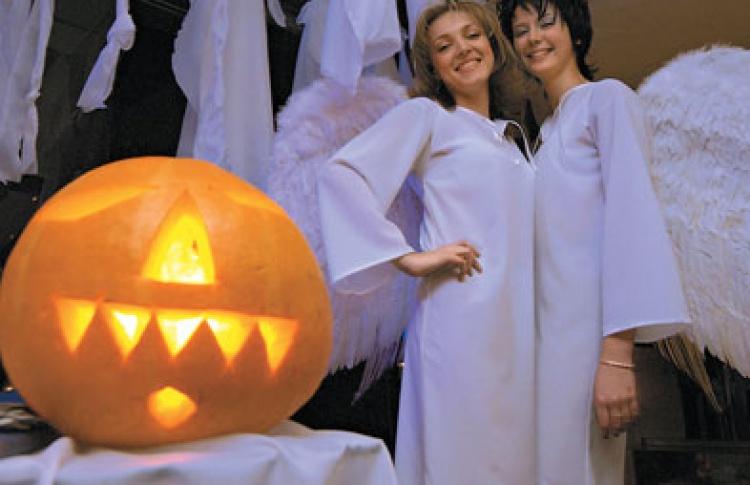 Путеводитель поХеллоуин-2008