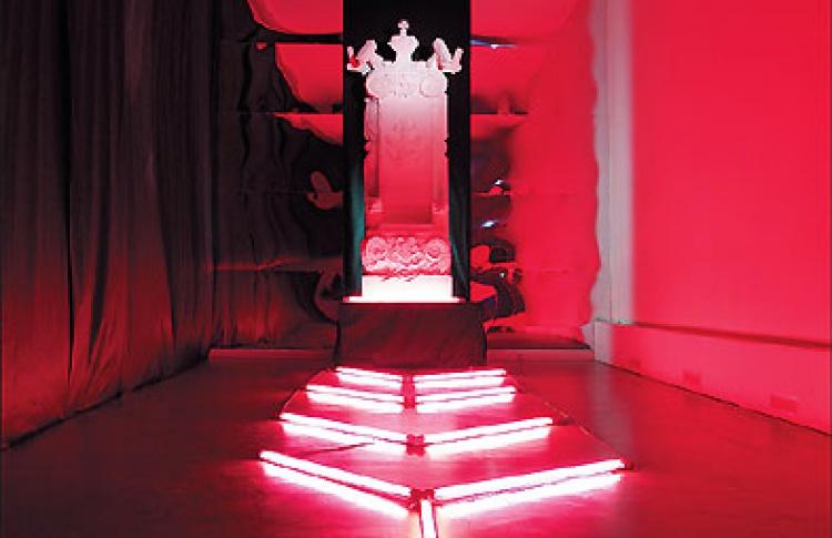 Выставка номинантов премии Кандинского - 2008