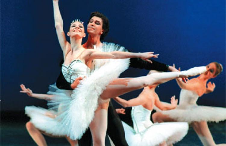"""Гран па из балета """"Пахита"""". Симфония до мажор. Русские сезоны"""