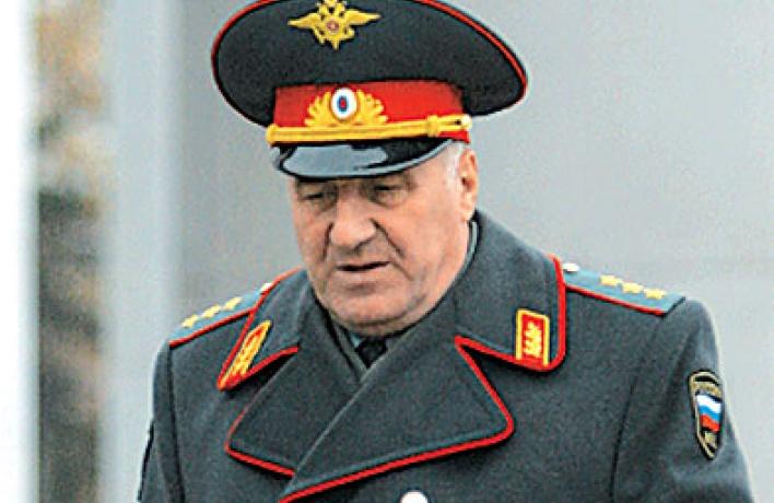Главный милиционер Москвы оборьбе скриминалом