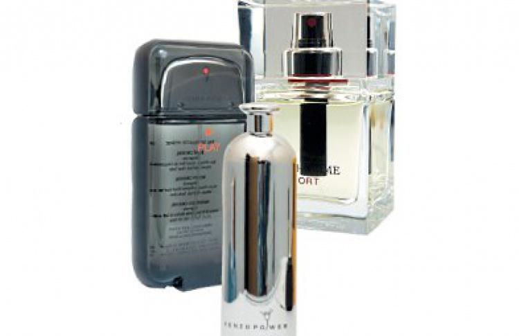 Мужские ароматы: достойное украшение