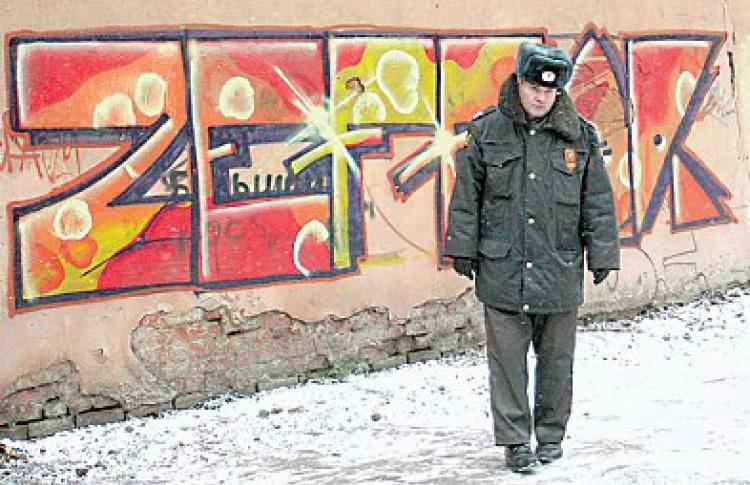 Как москвичи относятся кмилиционерам
