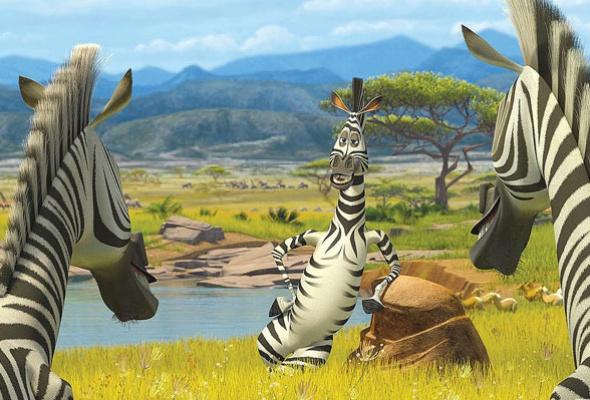 Мадагаскар-2: Побег в Африку - Фото №5