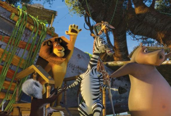 Мадагаскар-2: Побег в Африку - Фото №9