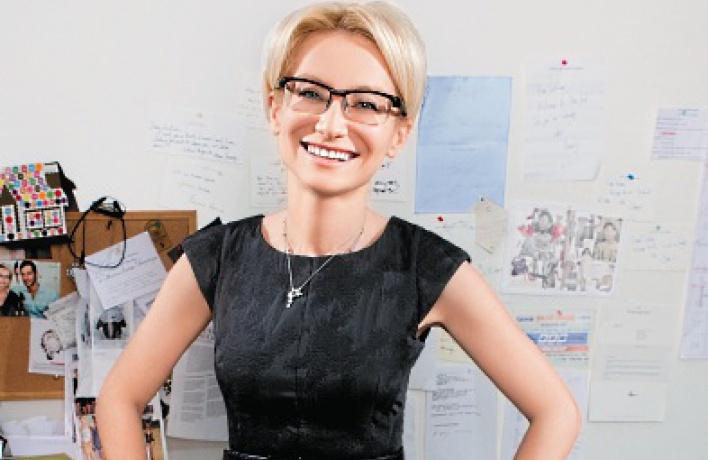 Эвелина Хромченко: «Смотреть вглаза реальности»