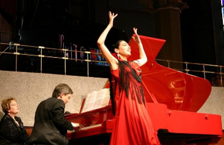 Fламенко & Fортепиано