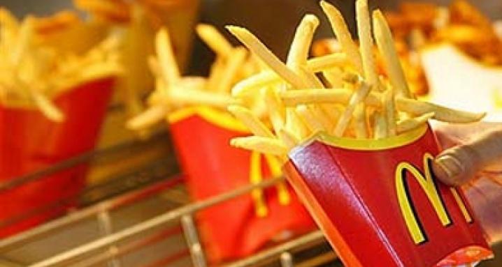 Макдоналдс на Лескова