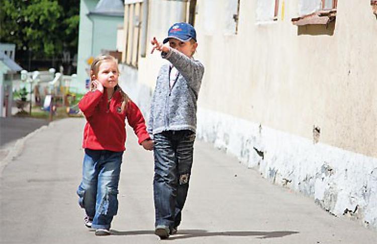 Маршруты прогулок по Москве
