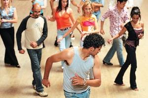 Давайте потанцуем?!