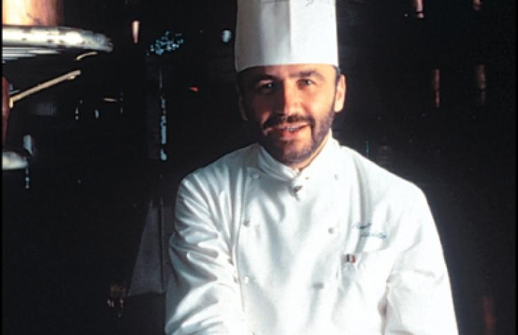 Ренатто Пикколотто в GQ Bar