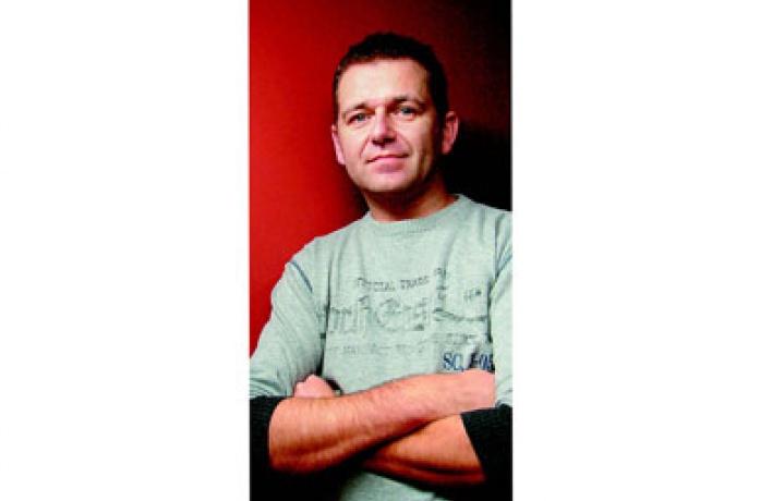 Интервью: Паскаль ван ден Брук