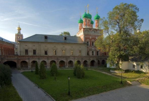 Палаты Высоко-Петровского монастыря - Фото №0