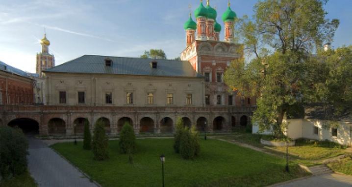 Палаты Высоко-Петровского монастыря