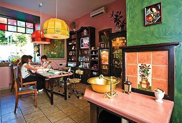 "Nail Bar ""Моя прекрасная леди"" на Никитском бульваре - Фото №0"