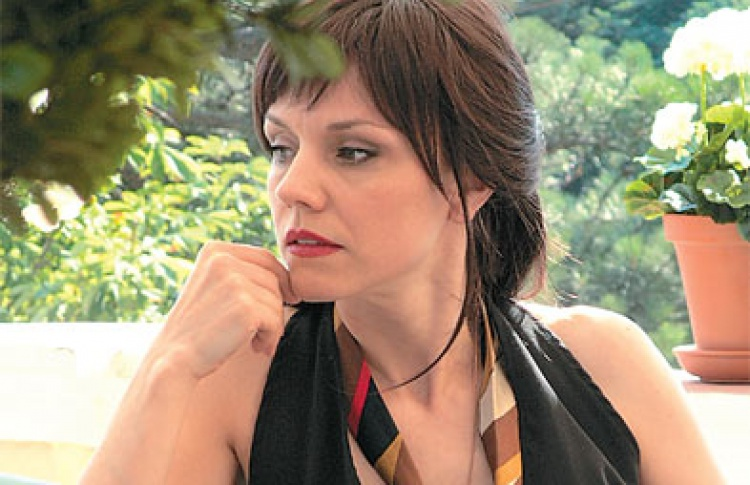 Интервью: Марина Зудина