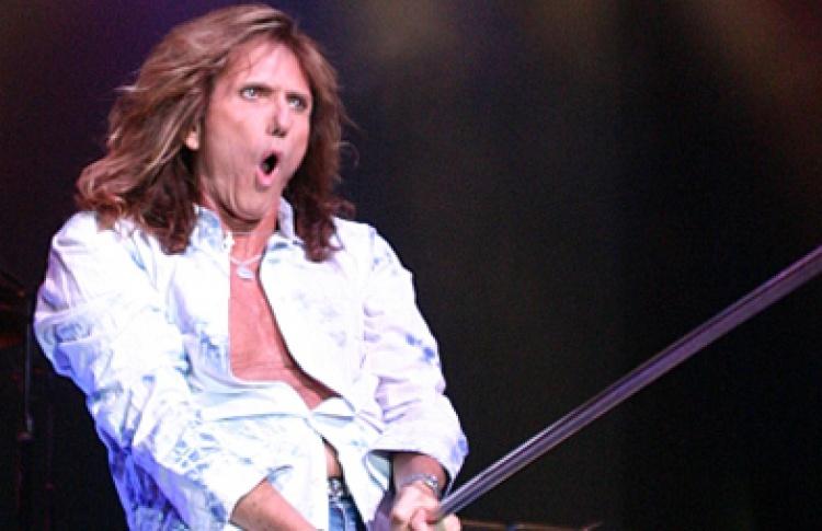 Whitesnake (США-Великобритания). Мировой тур в поддержку нового альбома.