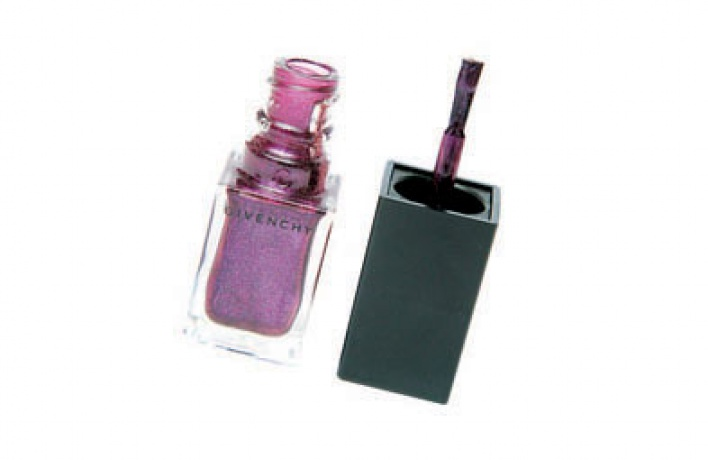 Помада Rouge Interdit Shine и лак Vernis Please!, Givenchy