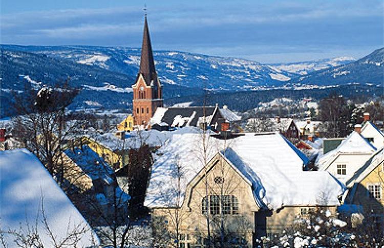 Рождество вСкандинавии
