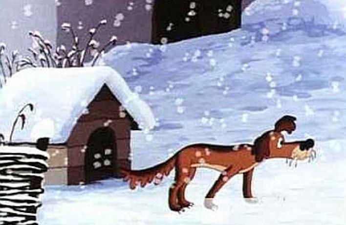 Викторина: Мультяшная собачья жизнь