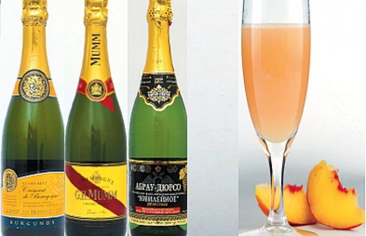 Шампанское к Новому Году!