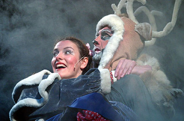Зимняя сказка в Малом